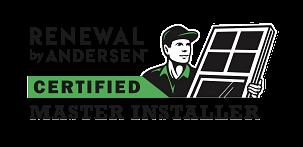 Certified Master Installer Logo